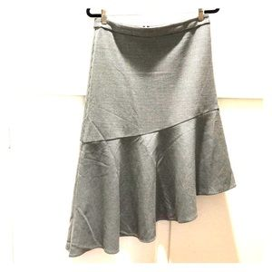 Vince Camuto Hi Lo Waterfall Skirt